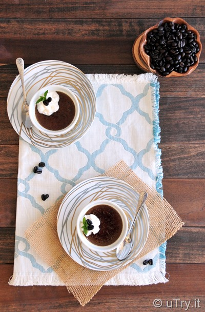 Come learn how to make these Espresso Crème Brûlée (with video tutorial), a rich and delicious French dessert with a coffee twist!    http://uTry.it