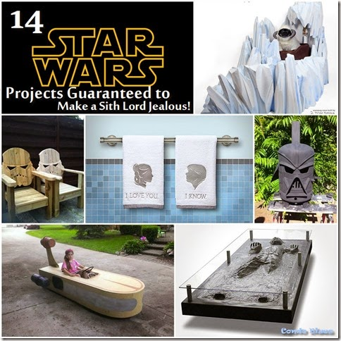 Condo Blues 14 Epic Star Wars DIY Projects