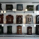 Familistère : musée, poêle Godin