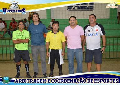 III COPA DE PELADEIROS  - ARBITRAGEM