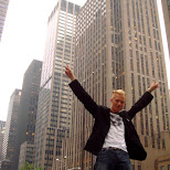 matt downtown NYC in New York City, New York, United States