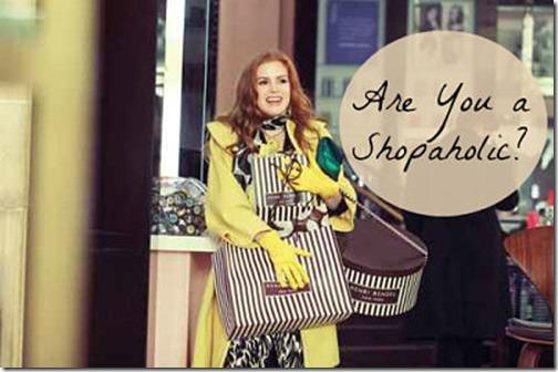 Are You a Shopaholic?