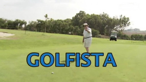 Golfista (2012) PL.TVRip.XviD / PL