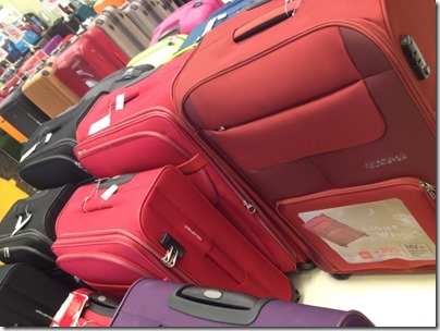 American Tourister luggages