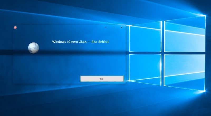 Windows-10-Aero-Glass