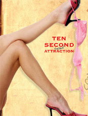 Cover of Mehow's Book 10 Second Sexual Attraction