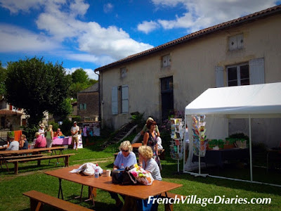 French Village Diaries Charroux Literary Festival 2015