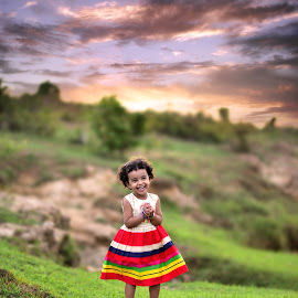 by Subir Majumdar - Babies & Children Children Candids