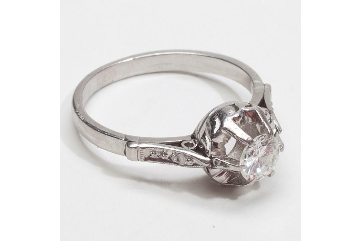vintage navy wife wedding ring