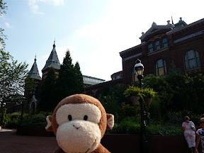 CM the Smithsonian Castle