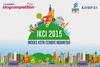 Kontes Blog Kotaku Kota Cerdas Hadiah Puluhan Juta Rupiah | DL 25 Mei 2015