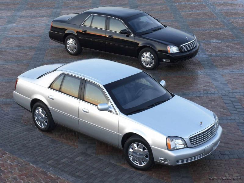 2003 cadillac deville sedan specifications pictures prices. Black Bedroom Furniture Sets. Home Design Ideas