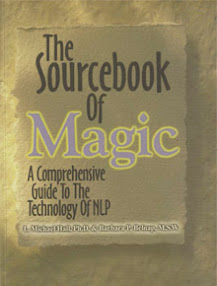 Cover of Michael Hall's Book The Sourcebook Of Magic