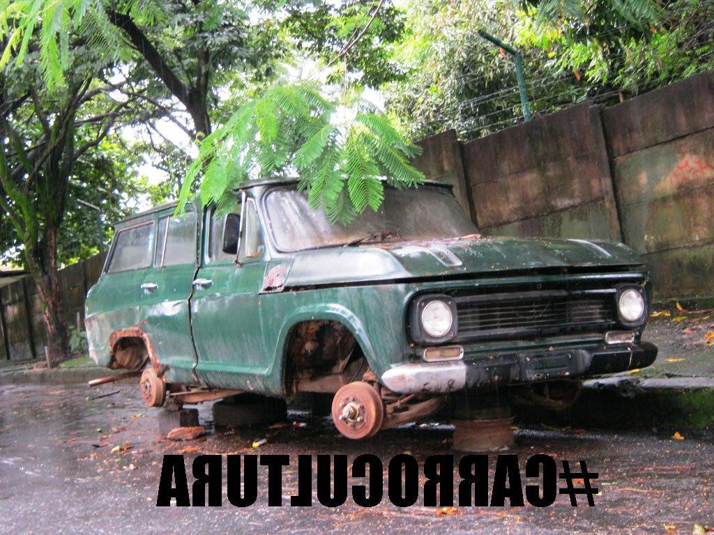 Órfãos: Chevrolet Veraneio