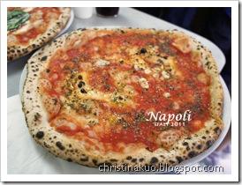 【Italy♦義大利】Naples 拿坡里 - 拿坡里考古博物館, PIZZA百年老店~ Pizzeria da Michele, Duomo, 路過新堡