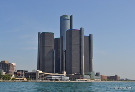 Renaissance Center - GM Headquarters