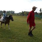 1 KC op de pony van Zandro