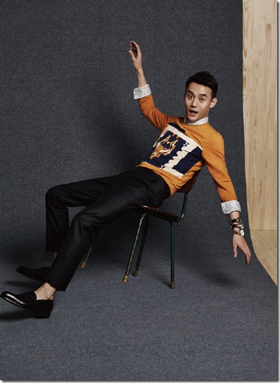 Wang Kai X GQ 王凱 X 智族 2015 Nov Issue 04