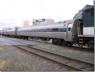 IMG_8619 Amtrak Amfleet I Coach #82540 at Union Station in Portland, Oregon on August 19, 2007