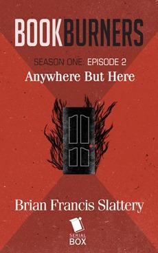 Bookburners Episode 2 cover