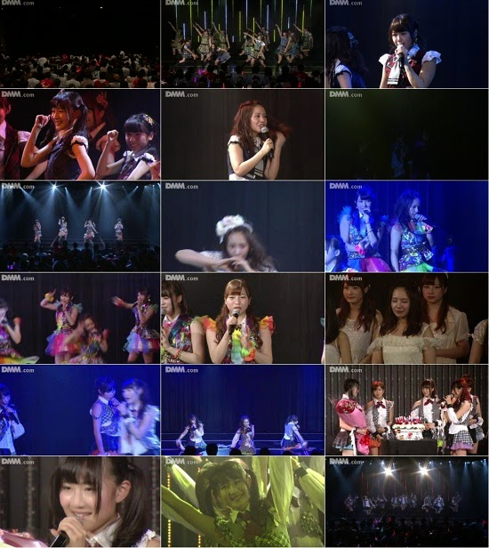"(LIVE)(公演) NMB48 チームM ""RESET"" 久代梨奈の生誕祭 141224 & 150109 & 150113 & 150129"