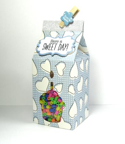 The Cutting Cafe - Milk carton - Birthday - Ruthie Lopez 3