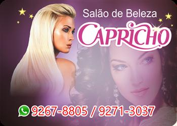 Salão de Beleza Capricho