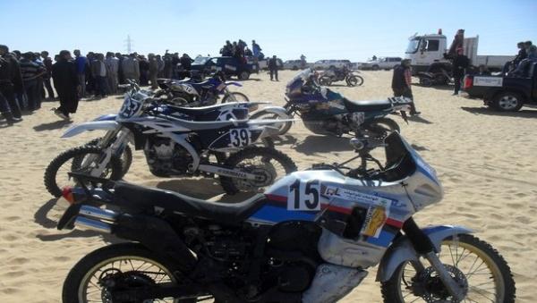 Sport mécanique: une soixantaine de participants au «Rallye des Oasis» à Hassi Messaoud