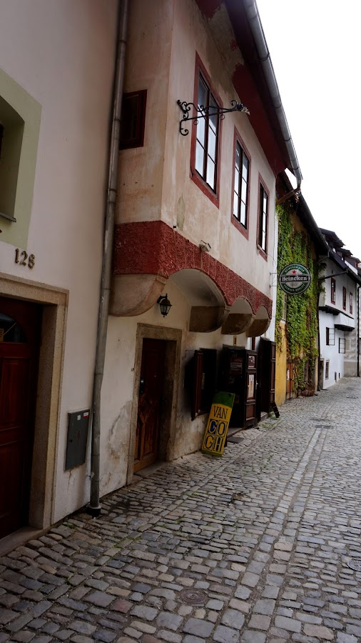 Местный бар Ван Гог