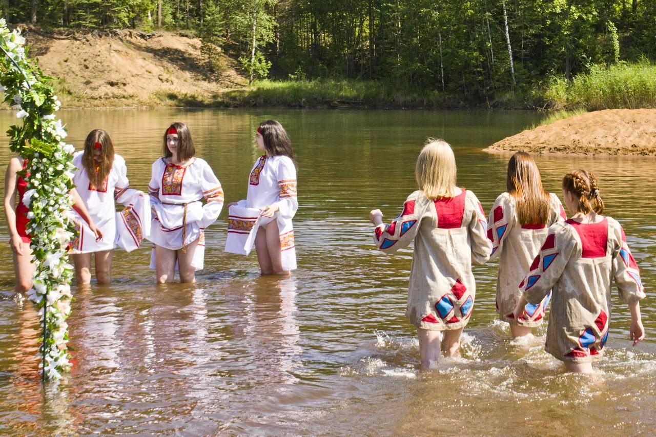 Фото день ивана купала дети