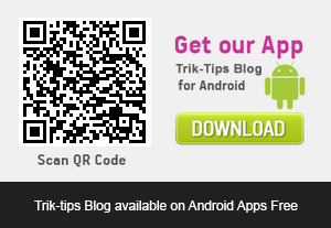 Download Aplikasi Trik-tips Blog for Android Gratis