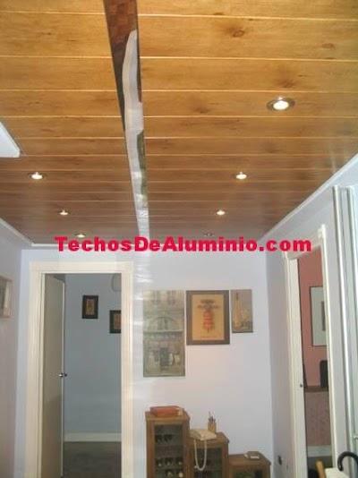 Techos aluminio Castellana