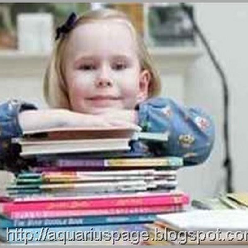Menina Gênio de 4 anos: Heidi Hankins tem QI parecido com de Einstein