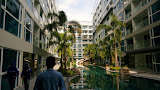 the best view studio in resort complex in the heart of pattaya city  Condominiums for sale in Central Pattaya Pattaya