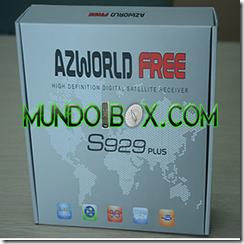 TOCOMFREE AZWORLOD FREE S929 PLUS