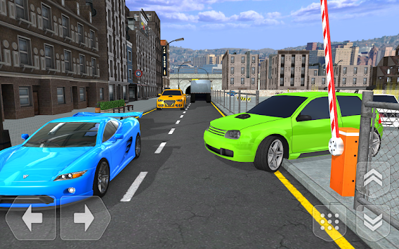 PARKING SPEED CAR APK screenshot thumbnail 1