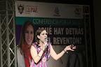 Trixia Valle, conferencia en Teatro de la Ciudad