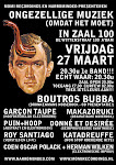 27 March 2009 - Zaal 100, Amsterdam