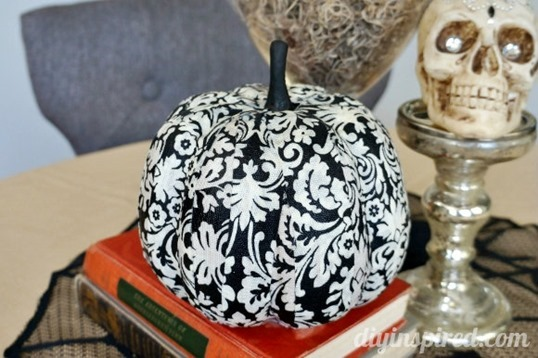 decoupage-fabric-pumpkin-1