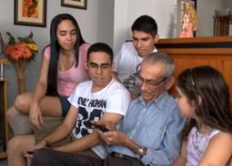 1 - Aos 82 anos, idoso se forma em segundo curso superior, no Piauí - 2