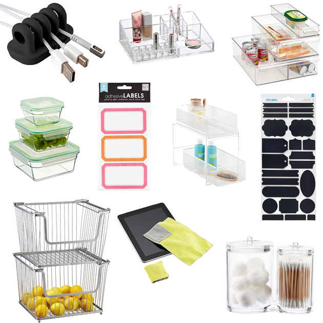 Container Store Wish List