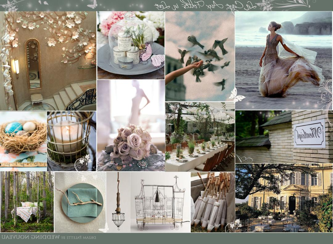 Dream palette by Weddings