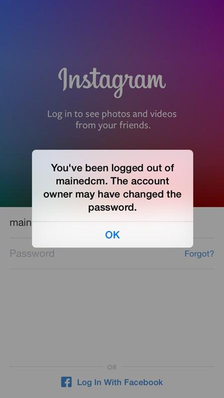 Maine Mendoza Instagram hacked