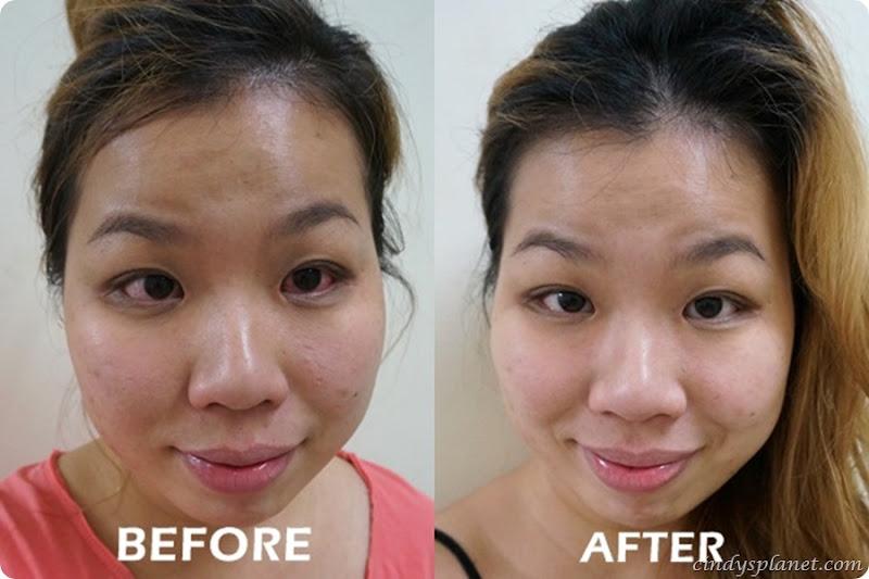 innis free whitening pore cream review