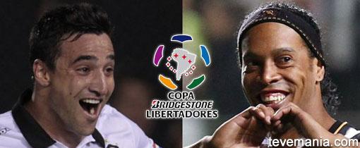 Olimpia vs Atlético Mineiro en Vivo - Final Libertadores