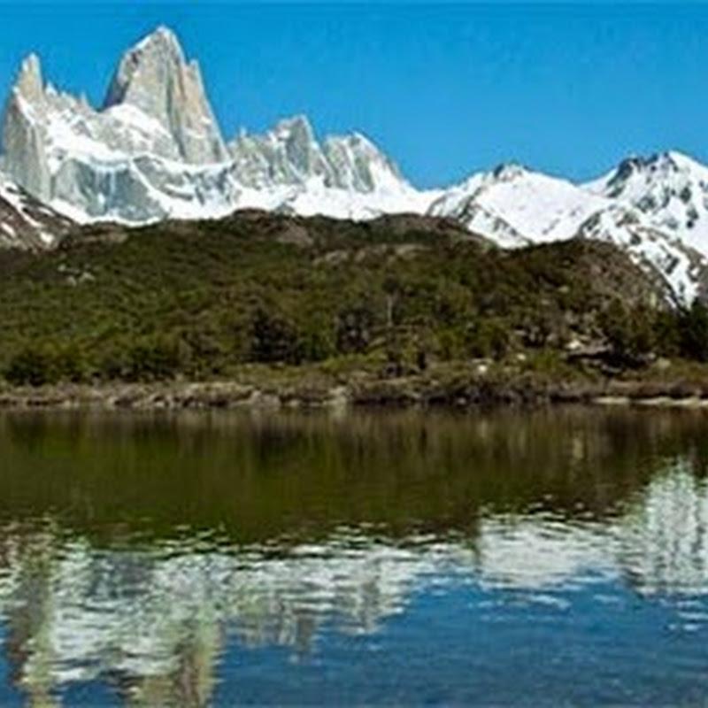 Actividades en El Chaltén capital argentina del trekking.
