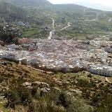 Vistas de Chauen (Marruecos)