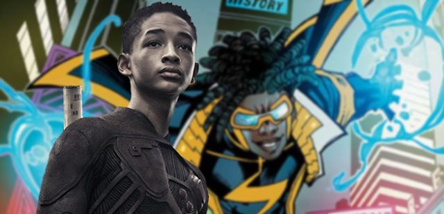 Jaden Smith For Static Shock!