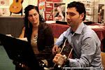 El proyecto de Noray, Irene y Rafael inauguraron la Exposición Extraordinaria de Guitarras, Materiales y Artística
