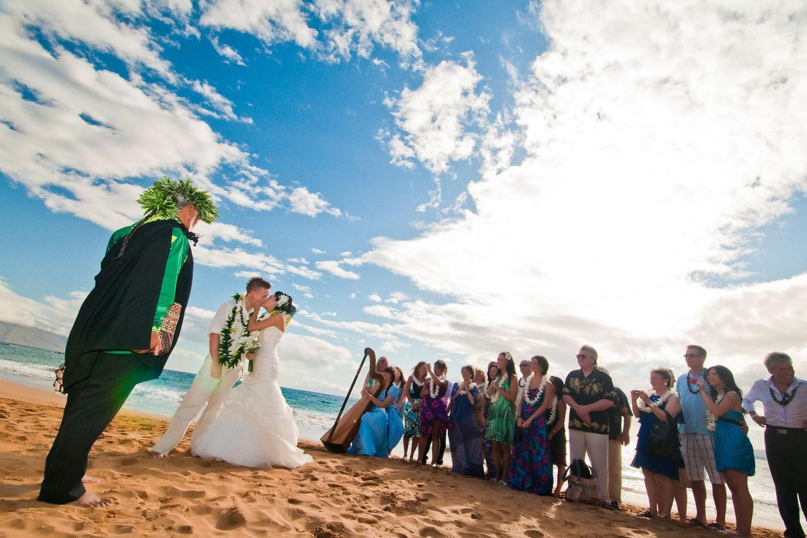 hawaii wedding folio
